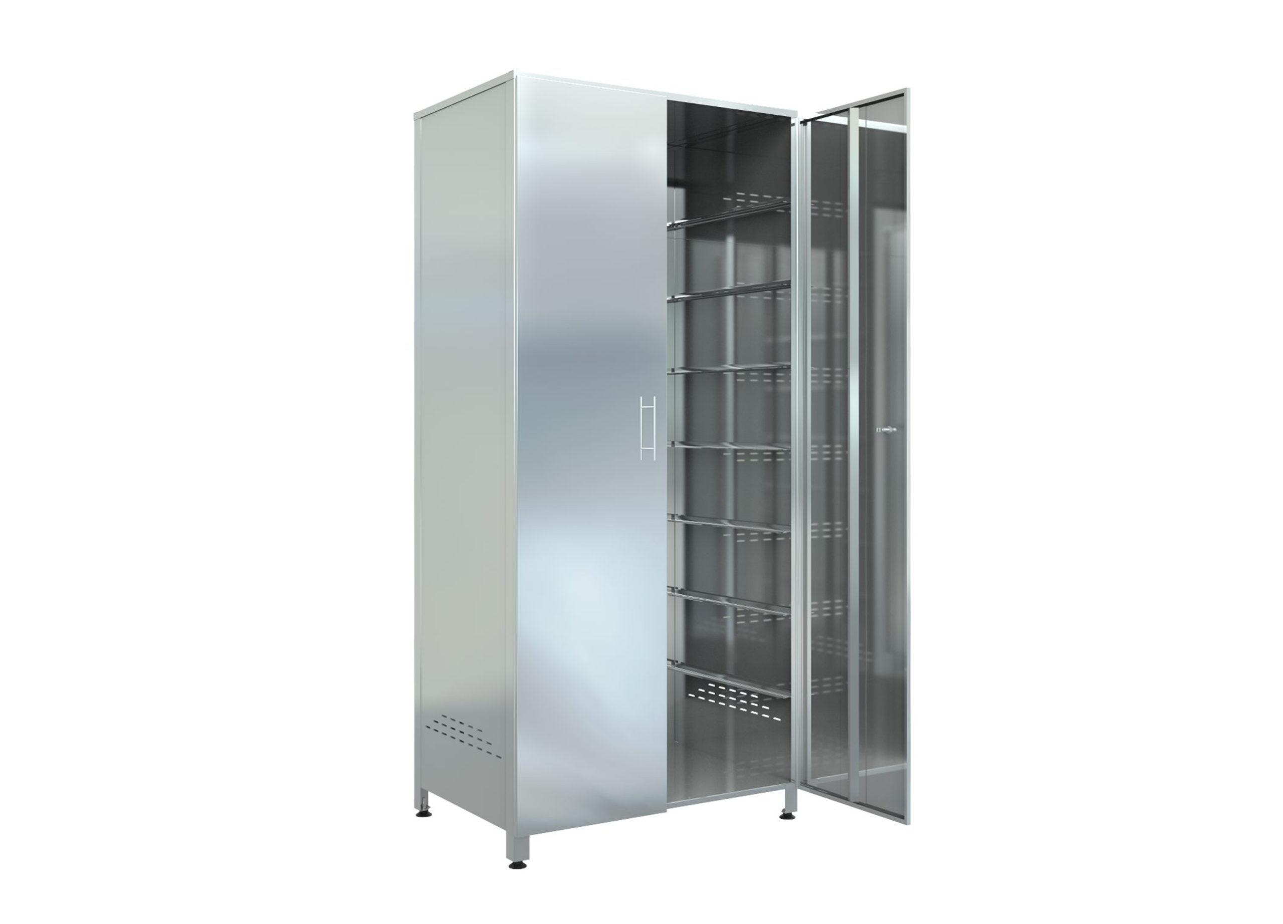 Шкаф для хлеба ШХ-820/560/1800