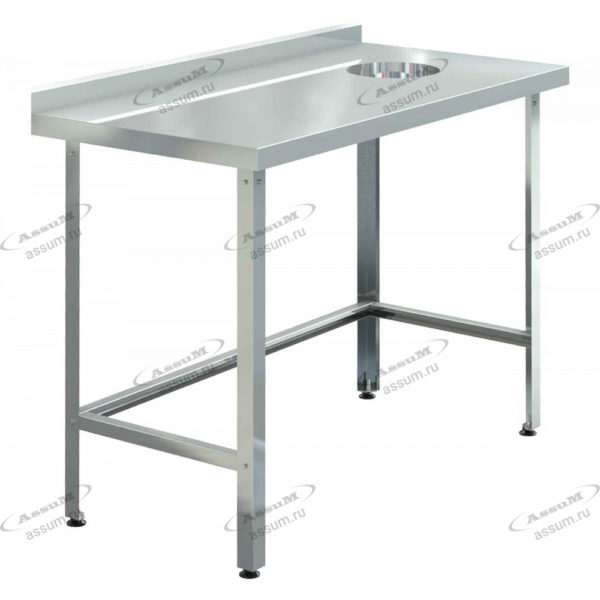 Стол для сбора отходов СПСО-С-18/7 (1800х700х850)