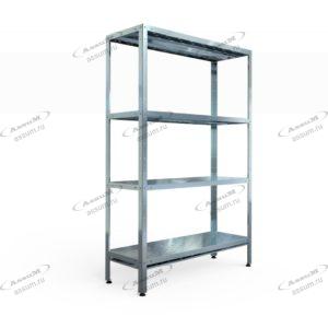 Стеллаж производственный СТПП-С-6/5 (600х500х1800)