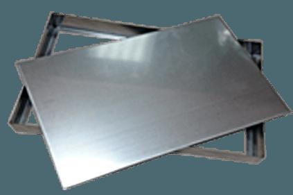 """Форма для выпекания бисквита """"ASSUM"""" П-600х400х70 (выемное дно)"""