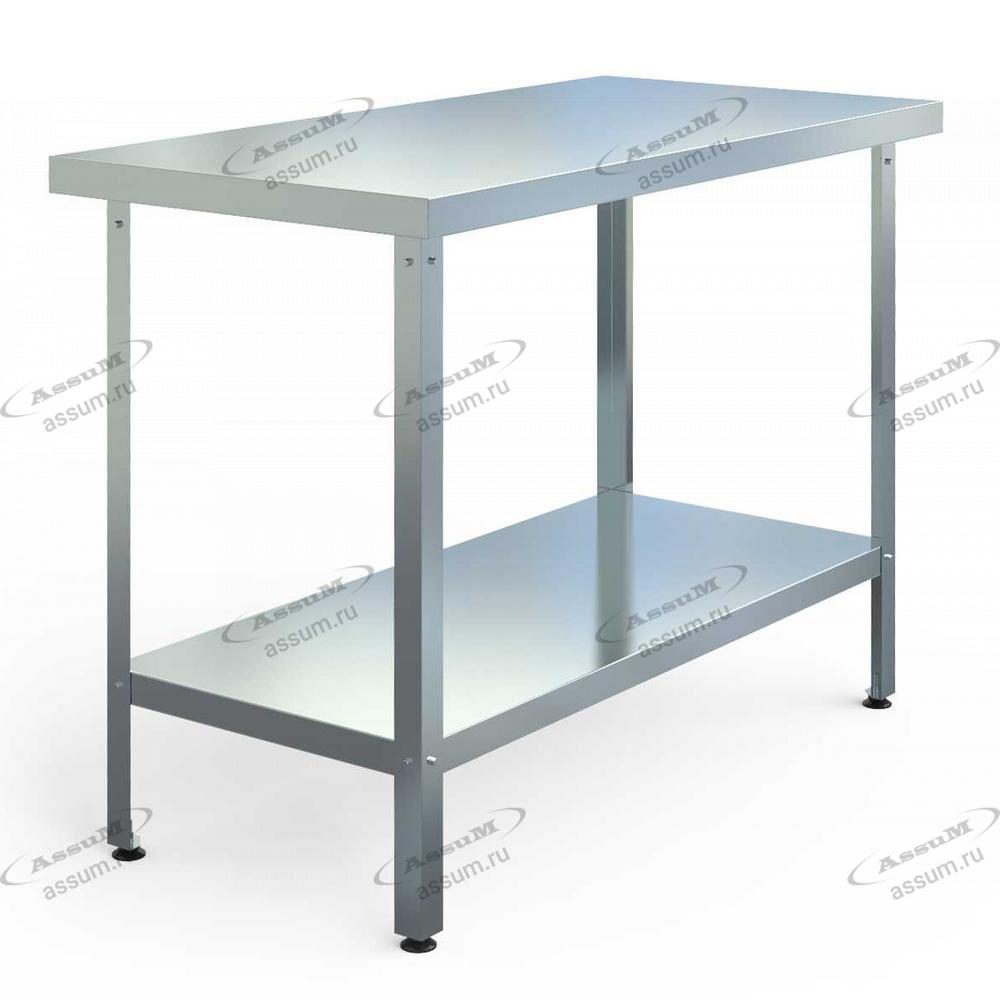 """Стол производственный """"ASSUM-Premium"""" СПП-10/6 (1000х600х850)"""