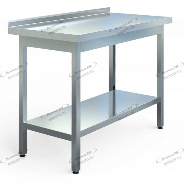 Стол производственный СПБ-П2-12/7 (1200х700х850)