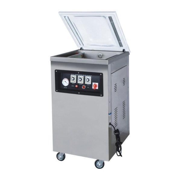 Вакуум-упаковочная машина напольная DZ-400/2E
