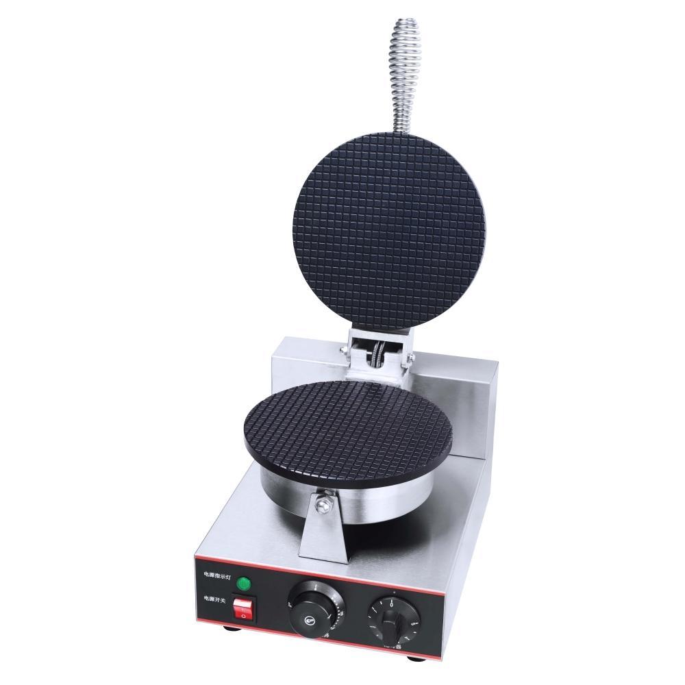 Электровафельница для рожков TCB-1