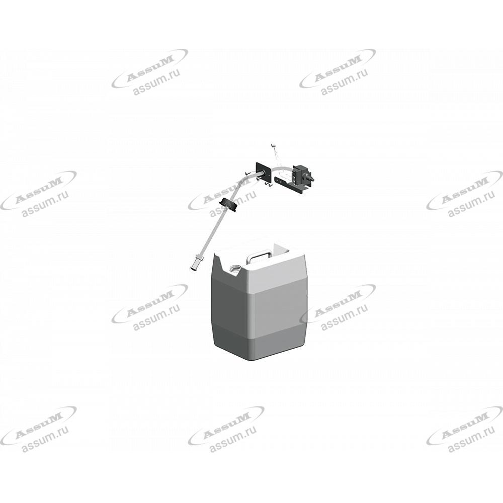 Шпилька - тележка для противней размером 600х400мм SH12K6/4