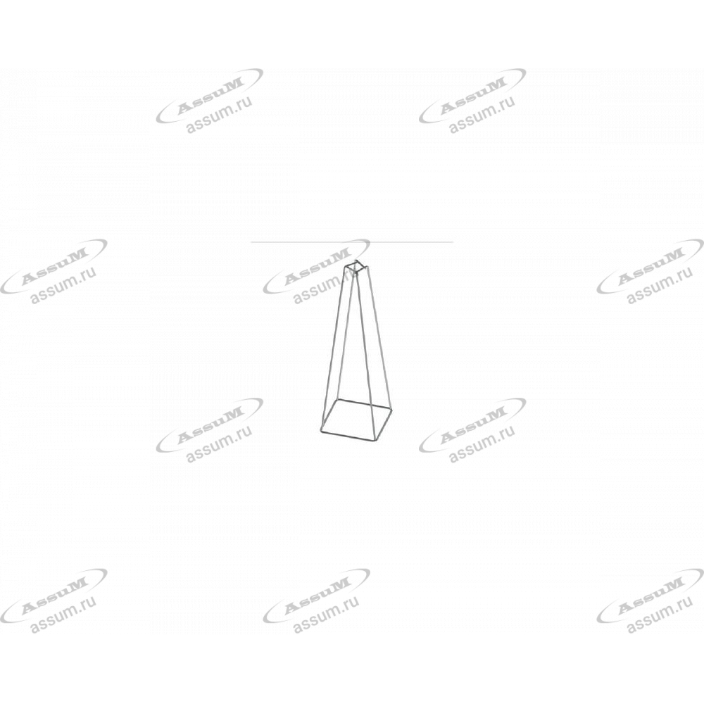 Аксессуар для мойки кондитерского мешка WH00B01
