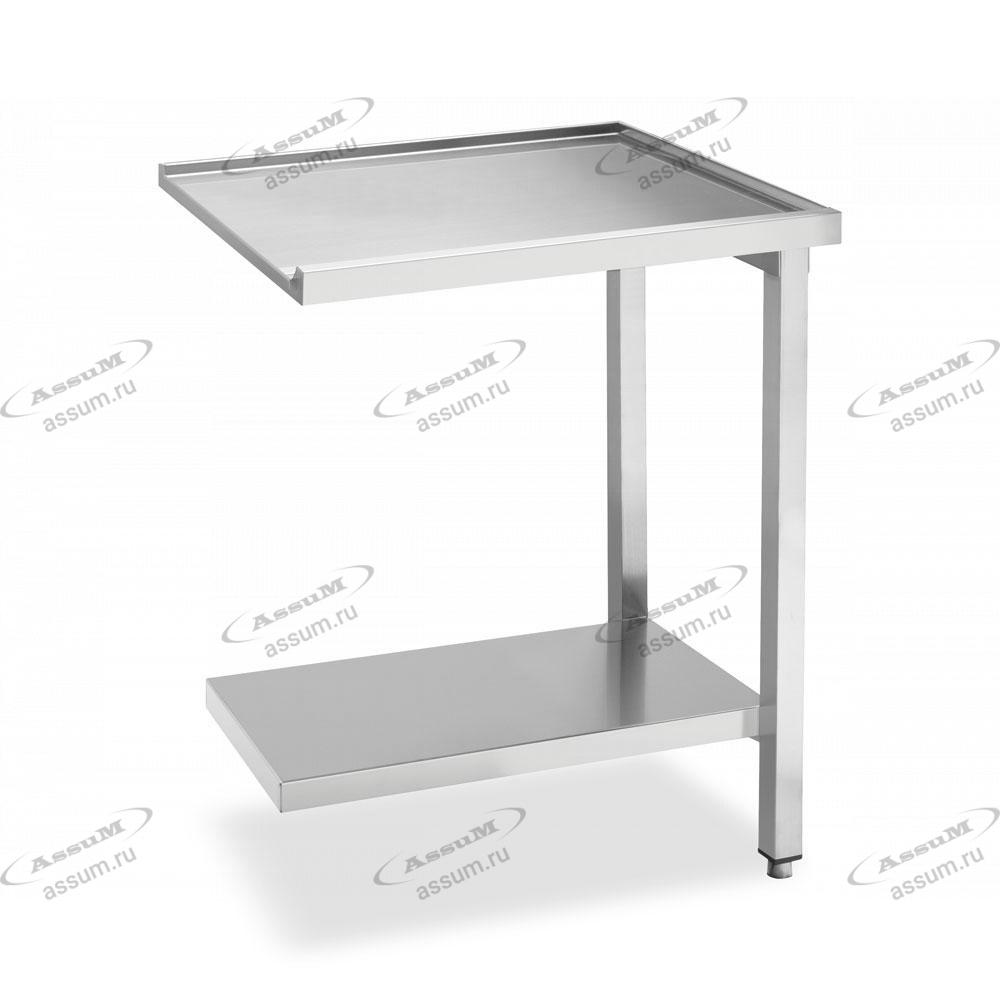 Подставка для посудомоечных машин купольного типа, соединение слева или справа WTX5700