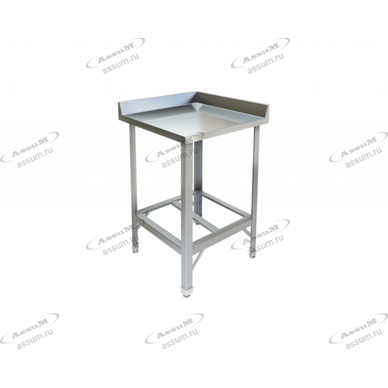 Стол производственный СПБУ-С-6/6 (600х600х850)