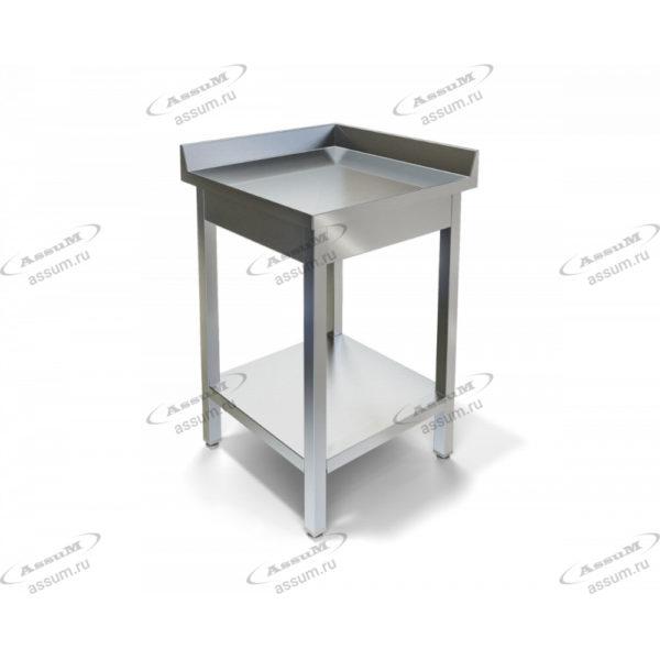 Стол производственный СПБУ-С-6/6-П (600х600х850)