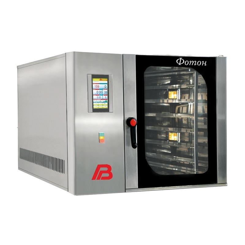 Конвекционная печь XEBC-06EU-EPRM