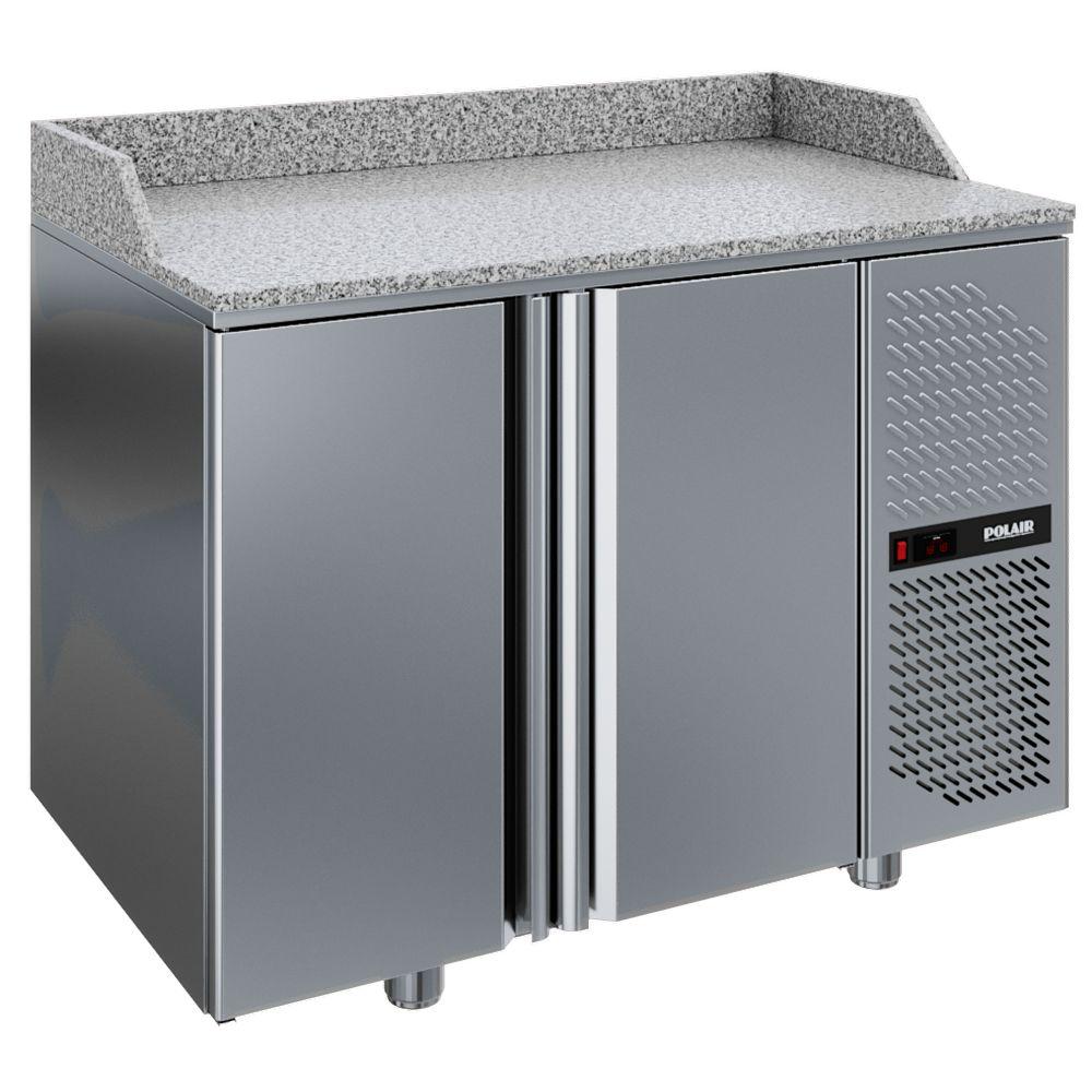 Стол для пиццы с кубическим дизайном TM2pizza-GC
