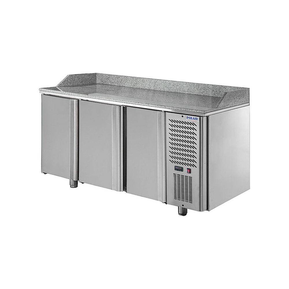Морозильный стол с кубическим дизайном TB3GN-GC