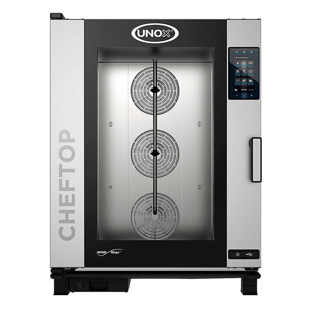 Пароконвектомат электрический XEVC-1021-GPRM
