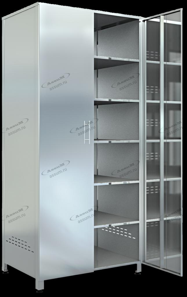 Шкаф для хлеба, нержавеющая сталь
